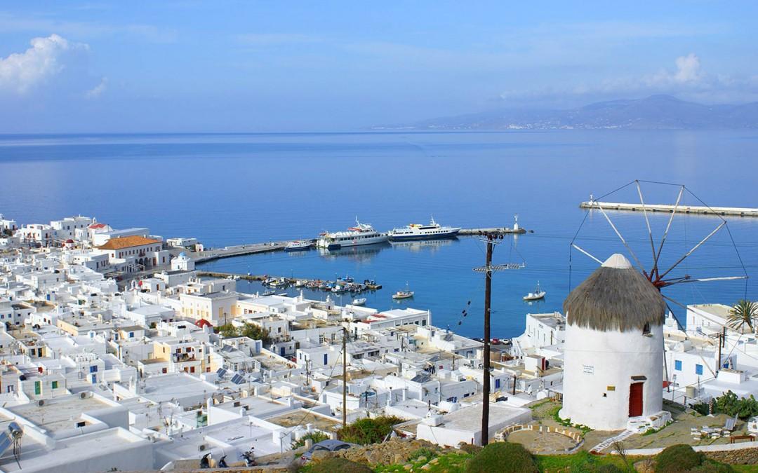 About Mykonos Island