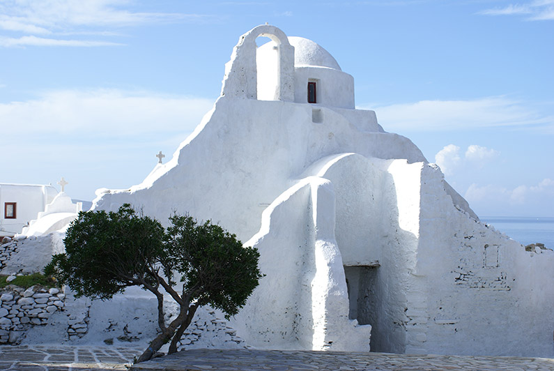 Attractions in Mykonos Town
