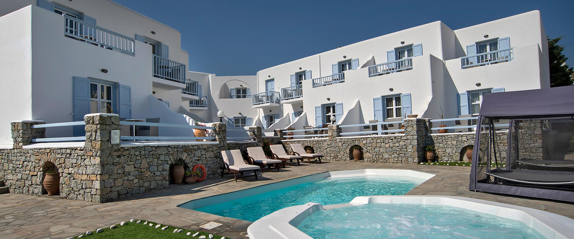 Welcome To Dionysos Boutique Hotel In Mykonos